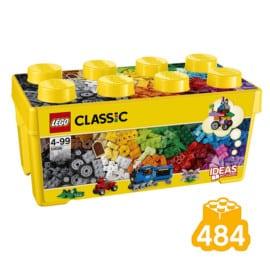 Caja de 484 piezas LEGO Classic barata. Ofertas en juguetes, juguetes baratos