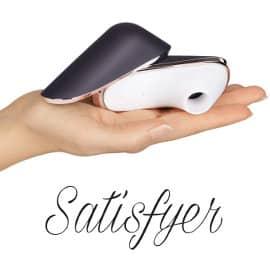 Estimulador de clítoris SatisfyerPro Traveler barato, consoladores baratos, ofertas en juguetes sexuales
