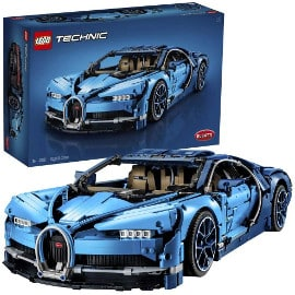 Lego Technic Bugatti Chiron barato, juguetes baratos, LEGO baratos