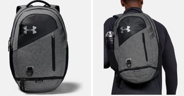 Mochila Under Armour Hustle 4.0 barata, mochilas baratas, chollo