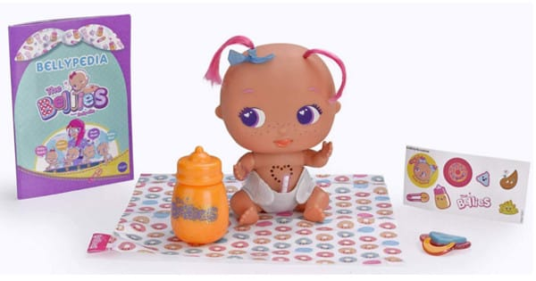 Muñeco interactivo The Bellies Yumi barato. Ofertas en juguetes, juguetes baratos, chollo