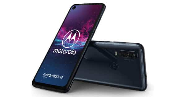Móvil Motorola One Action de 128GB barato, móviles baratos, chollo