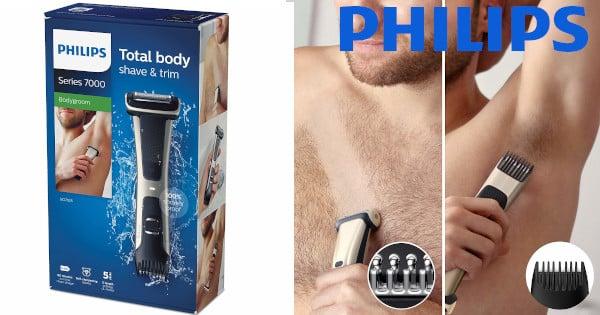 Chollo Afeitadora Philips Bg7025 15 Sólo 44 99 Blog De Chollos