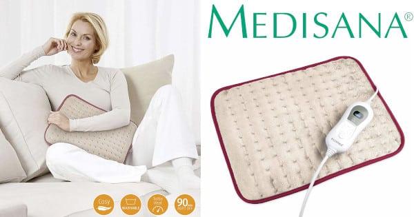 Almohadilla eléctrica Medisana HP-40E barata, manta eléctrica barata, ofertas en mantas eléctricas chollo