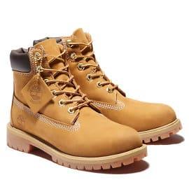Botas para niño Timberland 6 Premium baratas, ofertas en botas de marca, calzado para niño barato