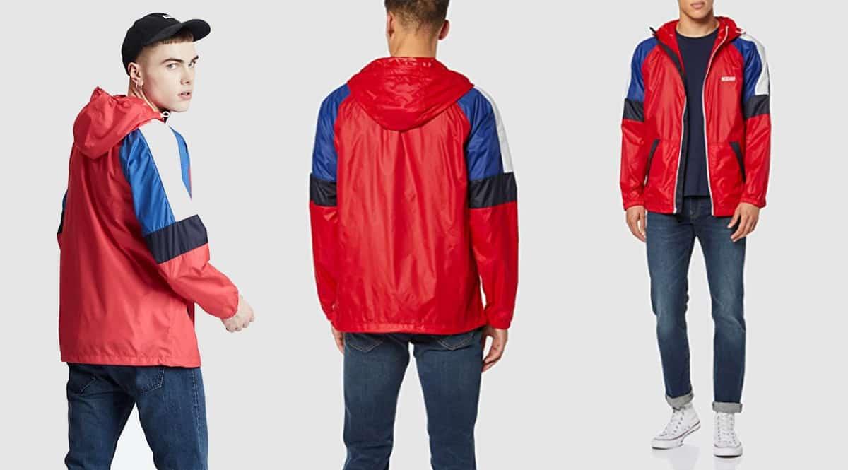 Cortavientos Levi's Colourblock Windrunner barato. Ofertas en ropa de marca, ropa de marca barata, chollo
