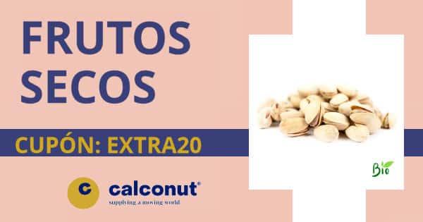 Descuento exclusivo frutos secos Calconut, frutos secos baratos, ofertas en frutos secos, chollo