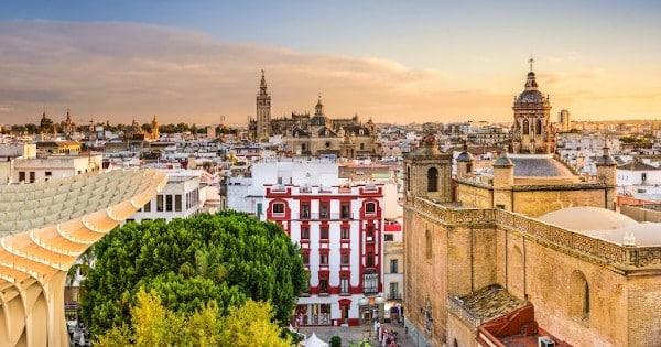¡Escapada a Sevilla por San Valentín! Alojamiento 2 noches en Apartamento barato, viajes baratoa, hoteles baratos chollo