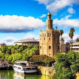 ¡Escapada a Sevilla por San Valentín! Alojamiento 2 noches en Apartamento barato, viajes baratoa, hoteles baratos