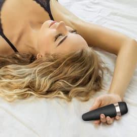 Estimulador de clítoris Satisfyer Pro 3 Vibration barato, juguetes sexuales baratos, ofertas para ti