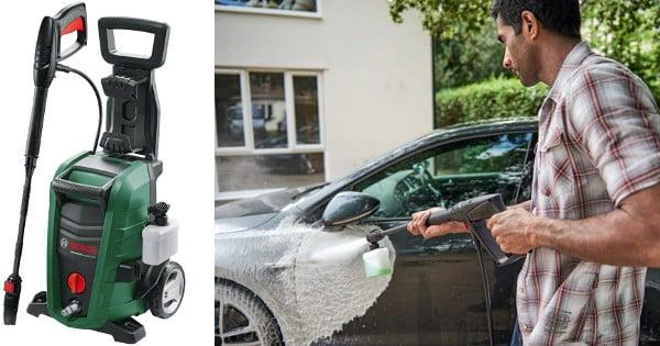 Hidrolimpiadora de alta presión Bosch UniversalAquatak 135 barata, hidrolimpiadoras baratas, chollo