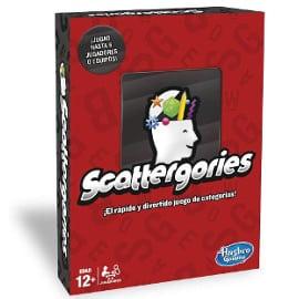 Juego de mesa Scattergories barato, juegos de mesa baratos