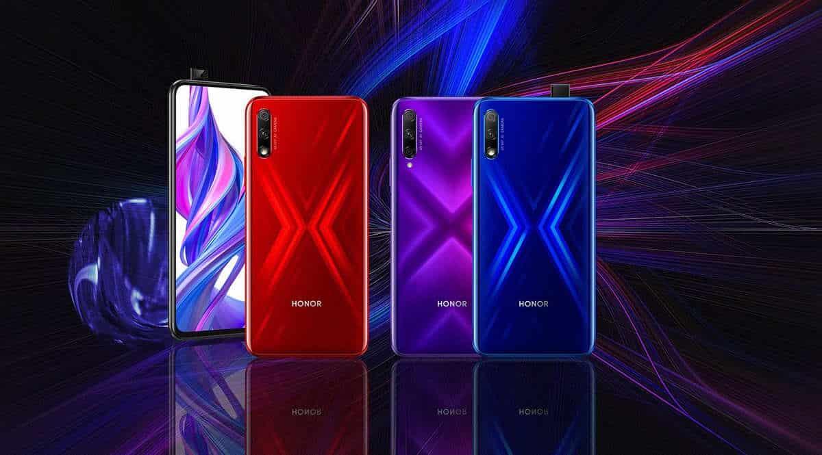 Teléfono móvil Huawei Honor 9X barato, ofertas en móviles, móviles libres baratos