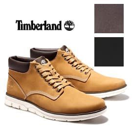 Botas de cuero Timberland Bradstreet baratas, calzado barato, ofertas en botas