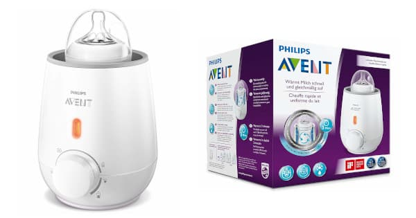 Calienta biberones Philips Avent SCF355-00 barato, productos para bebés baratos, calentador biberón barato chollo