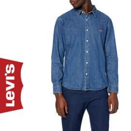 Camisa Levi's Housemark Slim barata, ofertas en camisas, ropa de marca barata