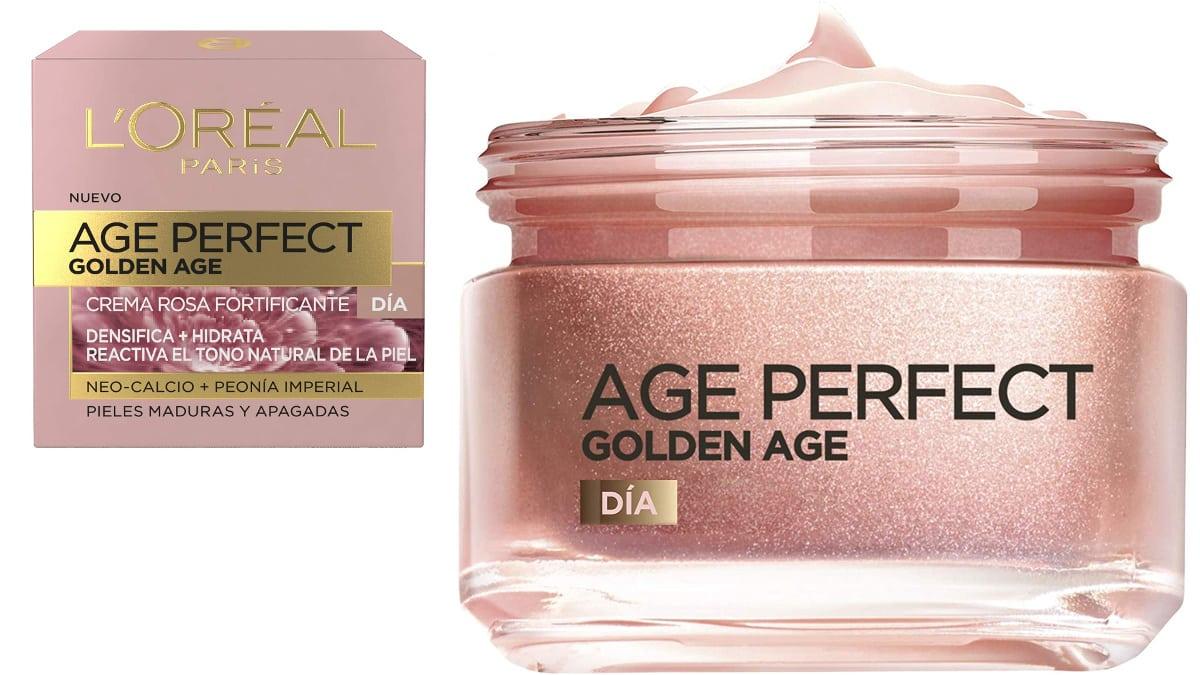 Crema Loreal Age perfect barata, cremas baratas, ofertas belleza, chollo