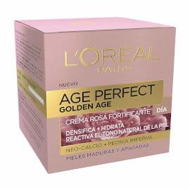 Crema antiarrugas L'Oréal Dermo Expertise Age Perfect Golden Age barato, crema hidratante barata, crema facial barata