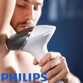 Depiladora luz pulsada Philips Lumea BG9041-00 barata, depiladoras para hombres, depiladoras ipl baratas