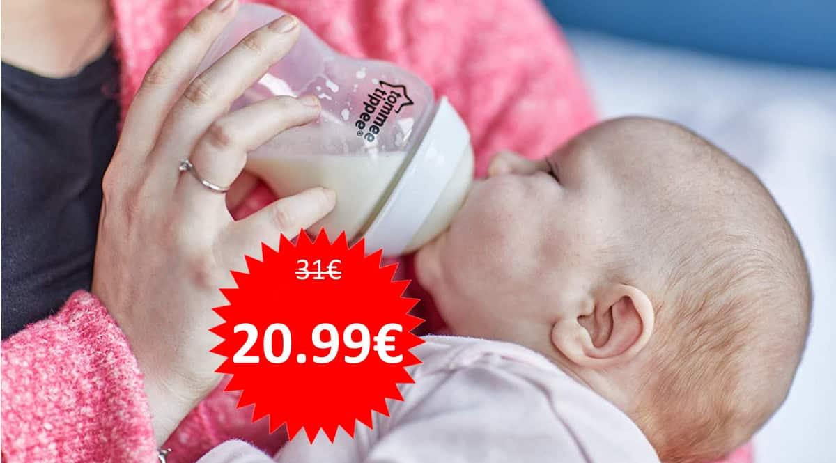 Kit de iniciación Tommee Tippee barato. Ofertas en productos para bebé, productos para bebé baratos, chollo
