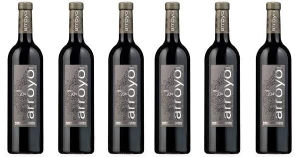 Pack vino Ribera del Duero Tinto Arroyo Reserva barato. Ofertas en vino, vino barato, chollo