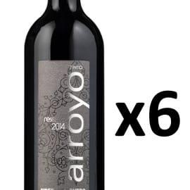 Pack vino Ribera del Duero Tinto Arroyo Reserva barato. Ofertas en vino, vino barato