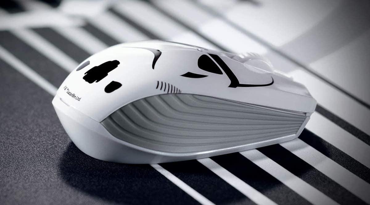 Ratón inalámbrico Razer Atheris Stormtrooper barato. Ofertas en ratones, ratones baratos, chollo