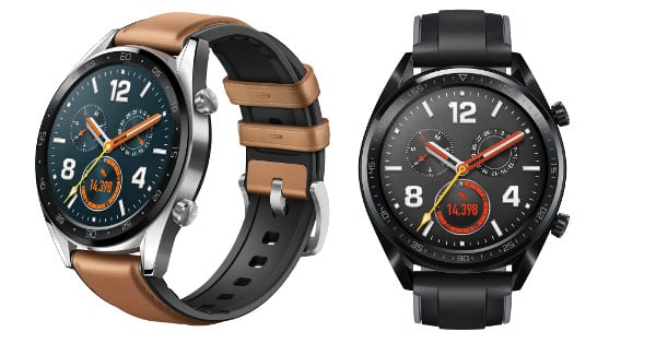 Reloj smartwatch Huawei Watch GT barato, relojes baratos, chollo