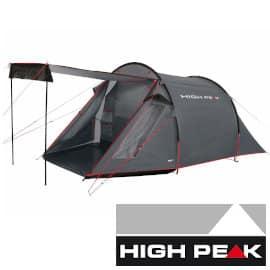 Tienda de campaña High Peak Ascoli 3 barata, tiendas camping baratas, ofertas en tiendas campaña