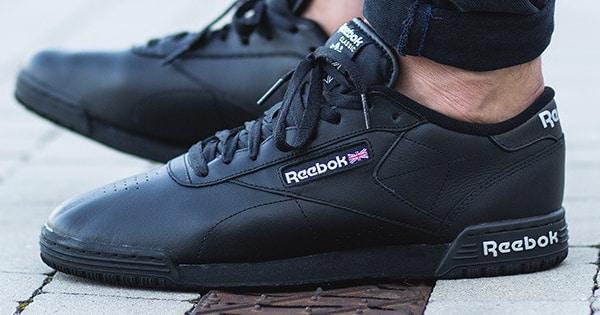 Zapatillas Reebok Ex-O-Fit Clean Logo baratas, calzado barato, ofertas en zapatillas chollo
