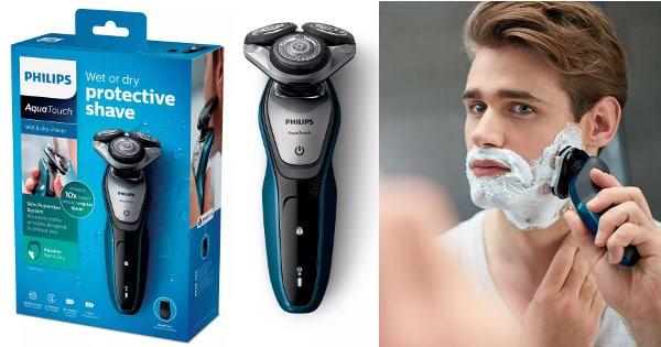 Afeitadora Philips AquaTouch S542006 barata, afeitadoras baratas, ofertas para ti chollo