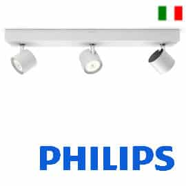 Barra de 3 focos LED Philips Lighting Star barata, lámparas baratas, ofertas casa