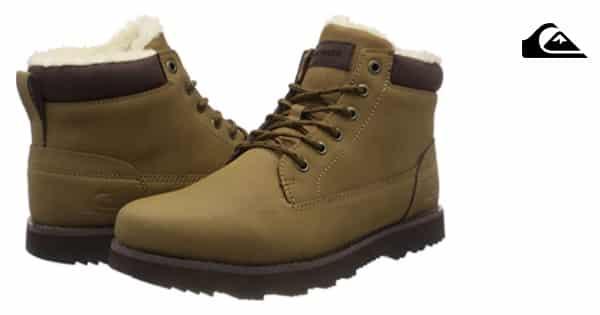 Botas Quiksilver Mission V baratas, botas de invierno baratas, ofertas en calzado, chollo
