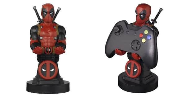 Cable Guy Deadpool barato, soportes para mandos baratos, chollo