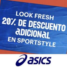 Descuentos en zapatillas SportStyle en el Outlet de Asics. Ofertas en zapatillas, zapatillas baratas