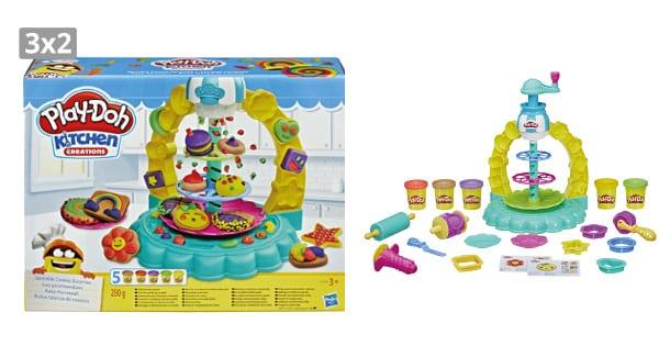 Fábrica de Cookies Play-doh barata, juguetes baratos, ofertas para niños,chollo