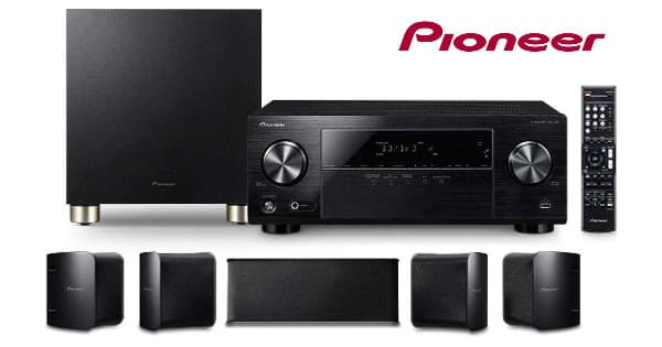 Home Cinema Pioneer HTP-074 5.1 Bluetooth barato, home cinema baratos, chollo