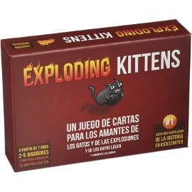 Juego de cartas Exploding Kittens barato, juegos baratos