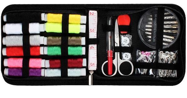 Kit de costura Tuxwang de 73 piezas barato, ofertas para casa, chollo