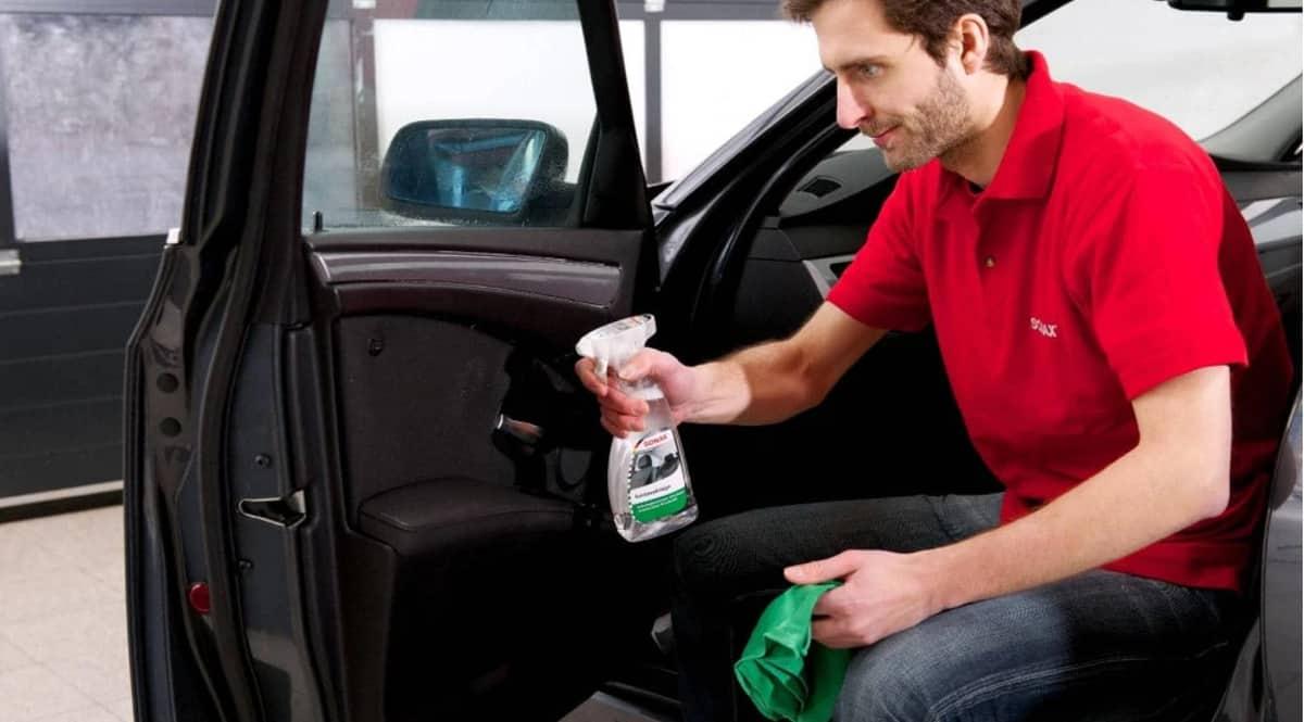 Limpia tapices Sonax barato, limpiadores para tapicerías de marca baratos, ofertas en limpieza de vehículos, chollo