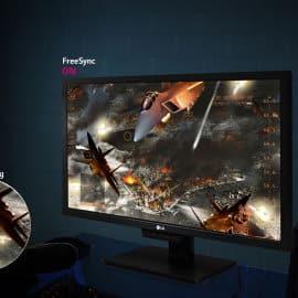 Monitor LG 27MK400H barato, ofertas en monitores, monitores baratos