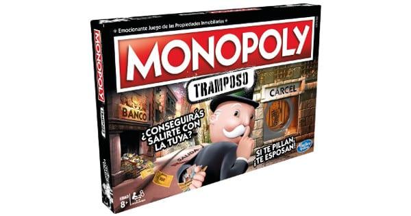 Monopoly Tramposo barato, juegos de mesa baratos, chollo