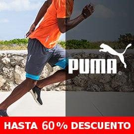 Ofertas calzado y ropa Puma
