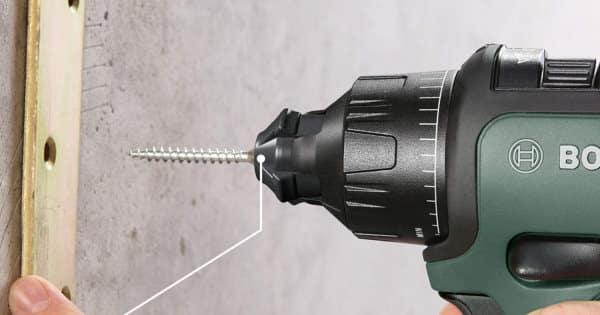 Taladro inalámbrico Bosch AdvancedImpact 18 QuickSnap barato, ofertas en taladros inalámbricos, herramientas baratas, chollo