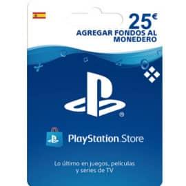 Tarjeta prepago de 25 euros para PlayStation Store barata. Ofertas en tarjetas PSN, tarjetas PSN baratas