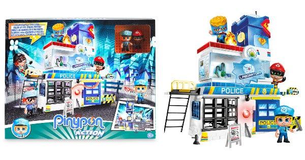 Trampas en la Comisaría de Pinypon Action barato, juguetes baratos, chollo