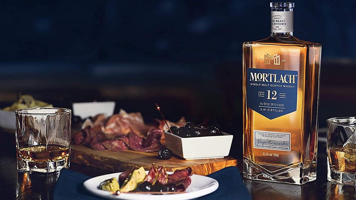 Whisky escocés Mortlach 12 años barato, whiskys baratos, chollo