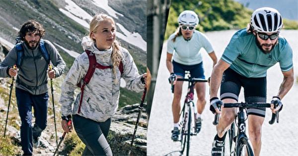 Campaña de Odlo en PSS. Ofertas en ropa y material deportivo, ropa y material deportivo baratos, chollo