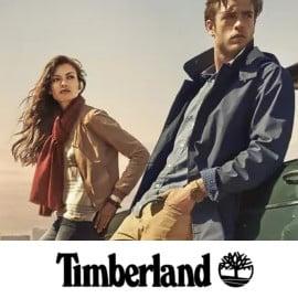 Campaña de Timberland en PSS. Ofertas en ropa y calzado de marca, ropa y calzado de marca
