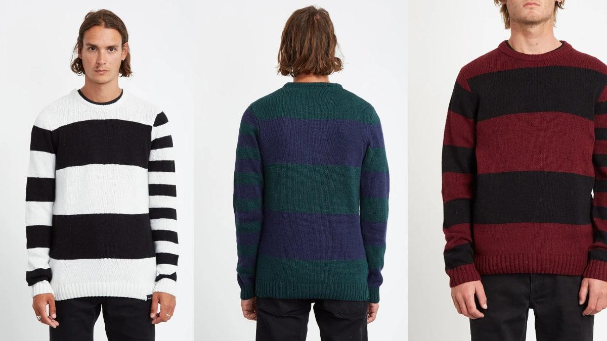 Jersey Volcom Edmonder barato, ropa de marca barata, ofertas en jerseis chollo